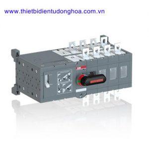 Bộ chuyển đổi nguồn điện 4P loại ABB OTM 160…2500A