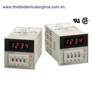Bộ đếm Counter Omron H7CN bộ đếm cơ size 48x48