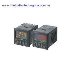Bộ đếm Counter Omron H7CX thông dụng Size 48x48