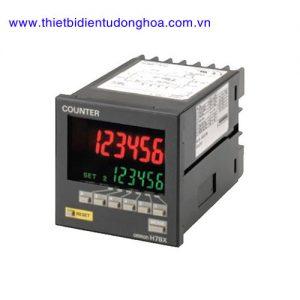 Bộ đếm Counter Omron H7CZ H7BX đa năng size 72x72