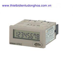 Bộ đếm Counter Omron H7EC đếm tổng không nguồn cấp
