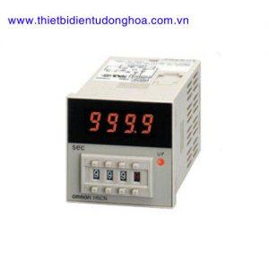 Bộ định giờ Timer Omron H5CN đơn giản size 48x48