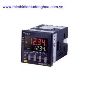 Bộ định giờ Timer Omron H5CX đa năng 48x48