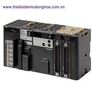 Bộ lập trình PLC Omron CJ2M dạng module ghép nối