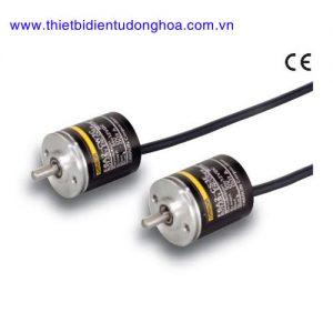 Bộ mã hóa Encorder Omron E6A2 loại nhỏ kinh tế thân 25mm