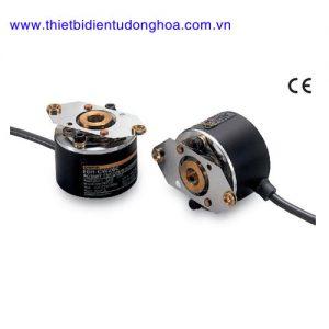 Bộ mã hóa Encorder Omron E6H loại trục âm thân 40mm