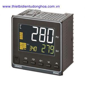 Bộ ổn nhiệt Omron E5AC Size 48x96 đa năng