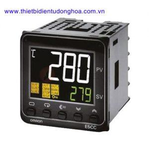 Bộ ổn nhiệt Omron E5CC Size 48x48 đa năng