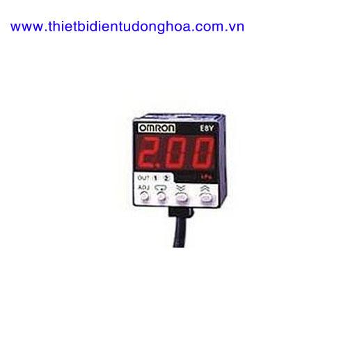 Cảm biến áp suất Omron E8Y đo độ lệch áp