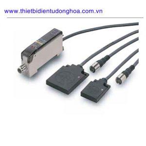 Cảm biến điện dung E2J loại dẹp khuếch đại rời