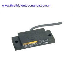 Cảm biến điện dung Omron E2K-F hình khối dẹp 10mm
