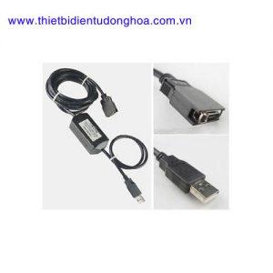 Cáp lập trình, chuyển đổi connecter Omron USB