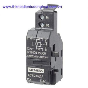 Cuộn ngắt từ xa 3VT MCCB Siemens 3VT9...1S