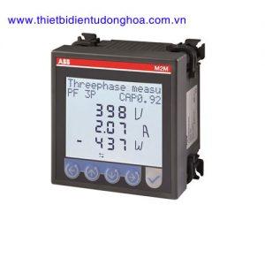 Đồng hồ đa năng kĩ thuật số M2M ABB M2M LV MODBUS
