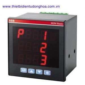 Đồng hồ đa năng kĩ thuật số M2M LV ABB M2M Basic Modbus