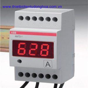 Đồng hồ đo kĩ thuật số loại gắn trênh thanh Din ABB AMTD-1