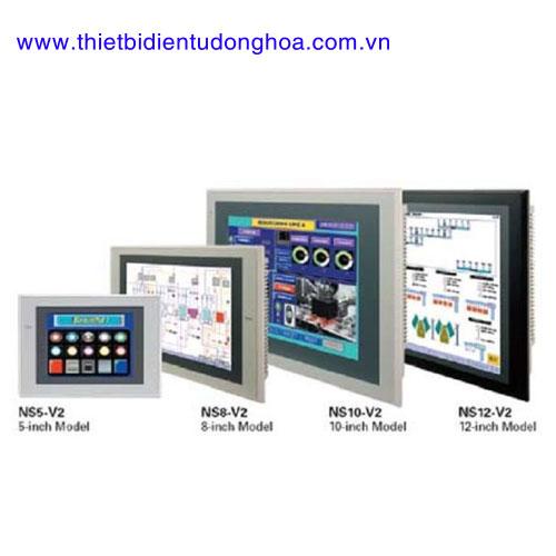 Màn hình điều khiển HMI Omron NS màn hình màu cao cấp