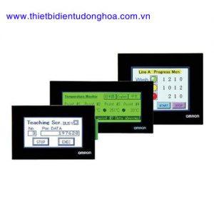 Màn hình điều khiển HMI Omron NV loại cảm ứng màu nhỏ