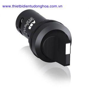 Nút nhấn đèn báo đầu bằng loại khối ABB C2SS1