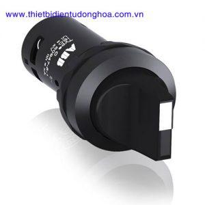 Nút nhấn đèn báo đầu bằng loại khối ABB C3SS2