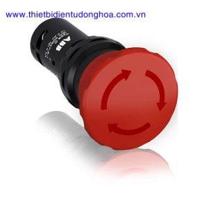 Nút nhấn đèn báo đầu bằng loại khối ABB CE4T