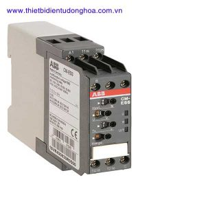 Rơ le đa chức năng giám sát điện áp 1 pha AC/DC CM-ESS.M