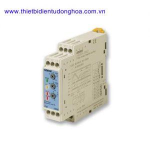 Rơ le bảo vệ nguồn Omron K8AB-PH giám sát hệ thống 3 pha
