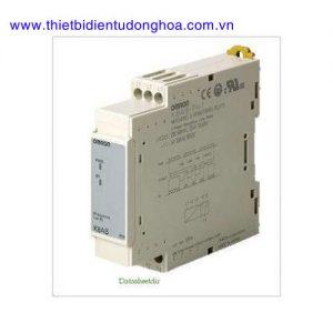 Rơ le bảo vệ nguồn Omron K8AB-PM giám sát hệ thống 3 pha