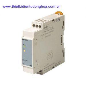 Rơ le bảo vệ nguồn Omron K8AB-PW giám sát áp 3 pha