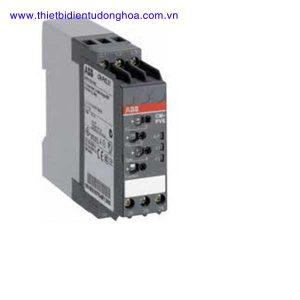 Rơ le giám sát 3 pha bảo vệ quá và thấp áp CM-PVS.X1