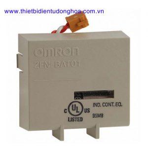 Rơ le lập trình Omron ZEN-BAT01 nguồn bộ nhớ