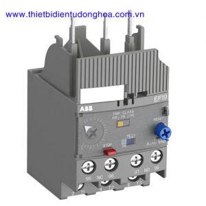 Rơ le nhiệt dùng cho công tắc tơ loại AF ABB EF19