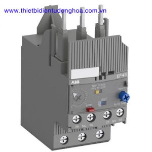 Rơ le nhiệt dùng cho công tắc tơ loại AF ABB EF45