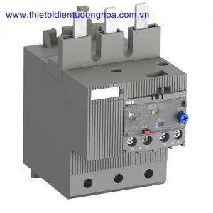 Rơ le nhiệt dùng cho công tắc tơ loại AF ABB EF96