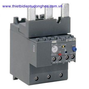 Rơ le nhiệt dùng cho công tắc tơ loại AX ABB E140DU