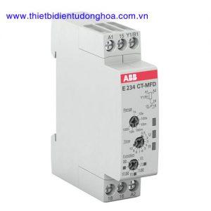 Rơ le thời gian trễ ABB E234CT-MFD