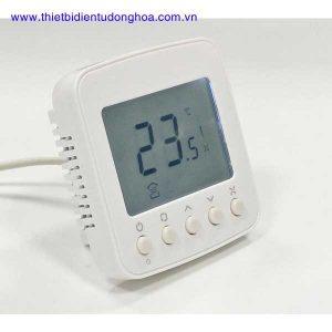 TF428WN - Thermostat Honeywell 3 tốc độ quạt