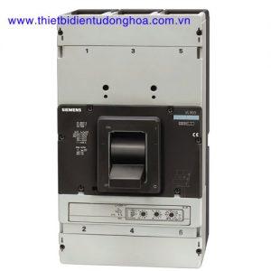 VL800/ 3VL6 CB khối MCCB Siemens