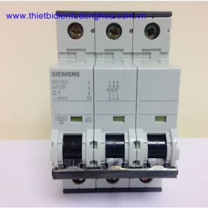 Áptômát MCB Siemens 5SY63