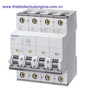 Áptômát MCB Siemens 5SY66