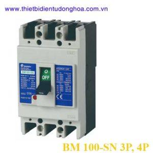 MCCB (Aptomat) Shihlin BM 100-SN 4P 15.20.30.40.50A
