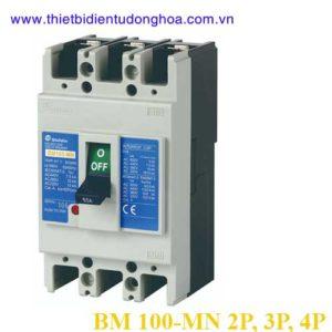 MCCB (Aptomat) Shihlin BM 100-MN 3P 15.20.30.40.50A