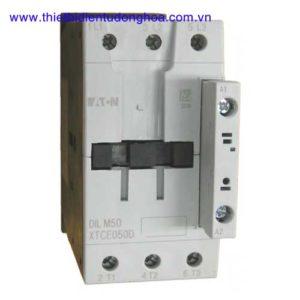 DILM50 khởi động từ Eaton Moeller 50A (Eaton XTCE050D00)